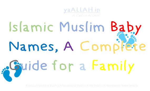 Islamic-Muslim-Baby-Names-#yaALLAHpictures
